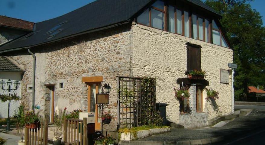 Bienvenue dans notre maison d'hôte  - La Barthe-de-Neste - 家庭式旅館
