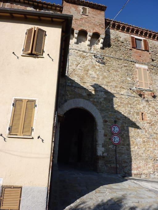 medieval Poggio