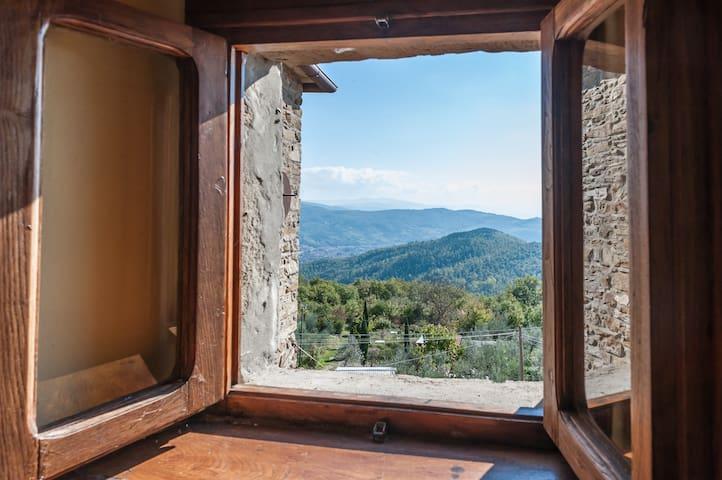 Residenza in Toscana  Casa Giorgio - Capolona - Casa