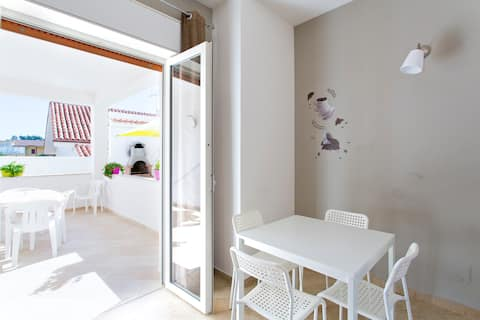 ~Case Playa-With large outdoor terrace - Parking