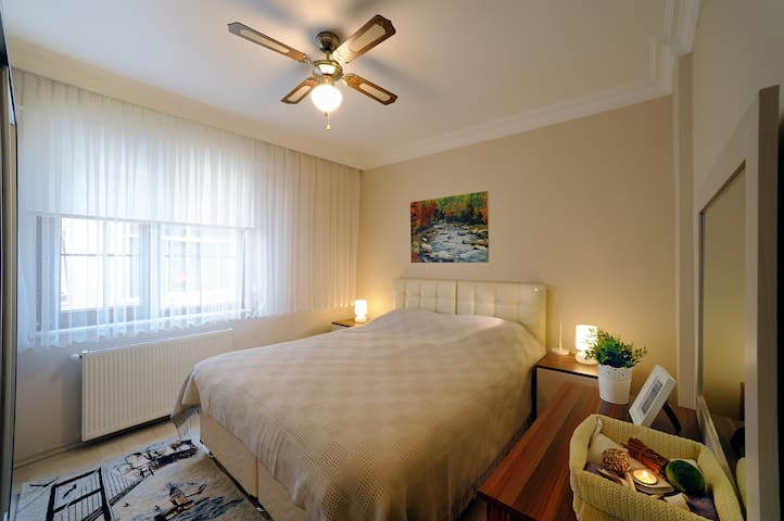Rent a home in Istanbul - İstanbul - Leilighet