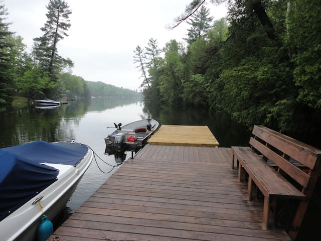 Prepare for Summer on Bob Lake, Bed and Breakfast - Minden - Inap sarapan