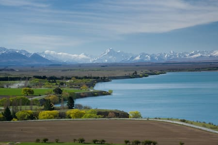 Quail Rest - Exquisite Mt Cook Views - Free Wifi