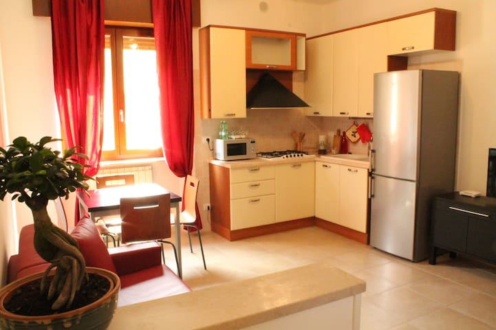Apartment in Verona with wifi & private car park