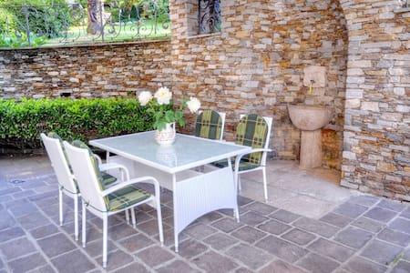 Apartment with nice patio & garden - Stresa - Byt