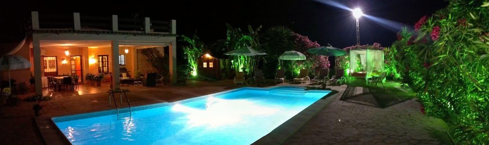 La Casa Azahar · com - San Martín del Tesorillo - Villa