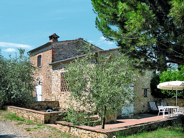 Villa Antico Borgo San Lorenzo for 6 persons