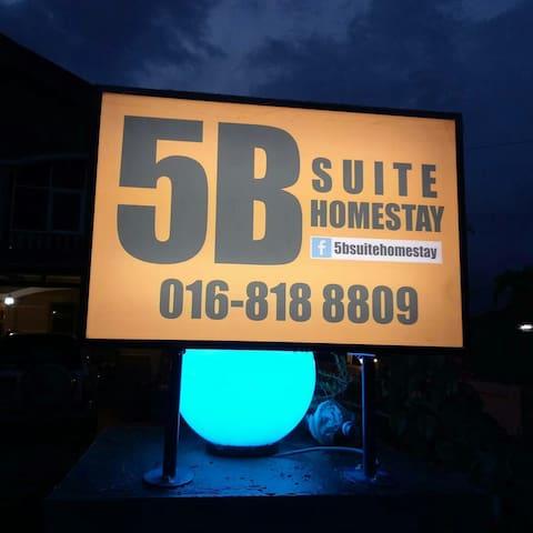 5B Suite Homestay Likas KK