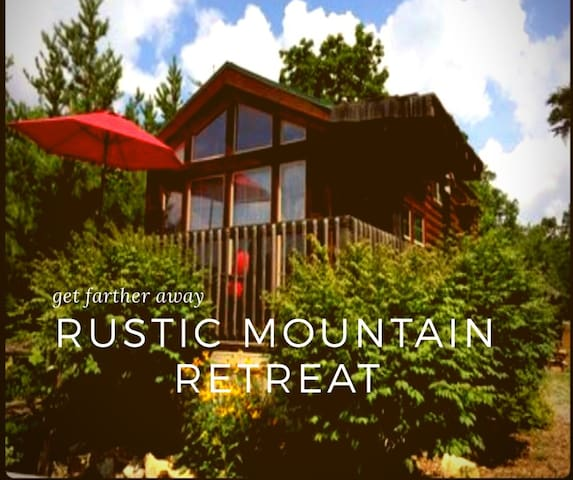 Rustic Mountain Retreat - Newport - Srub