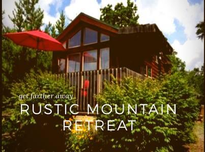 Rustic Mountain Retreat - Newport - Cabana