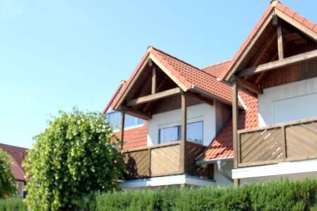 Villa Seeschwalbe Wohnung 07 - Breege