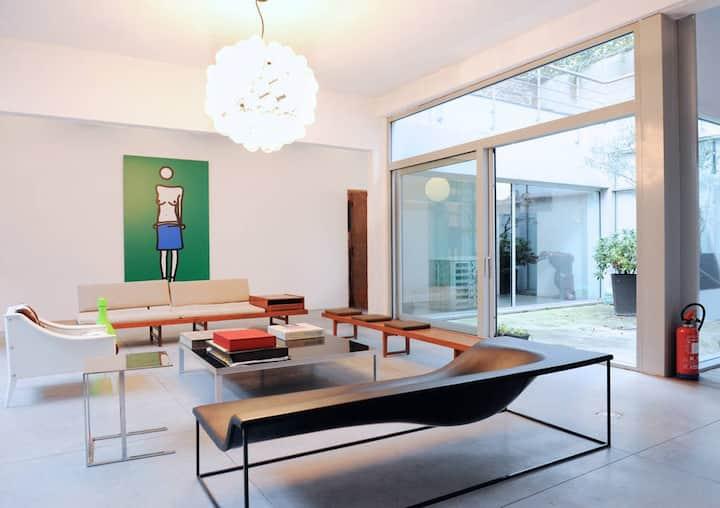 Huge bright loft design ‼️
