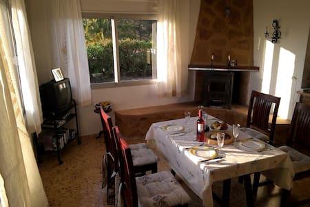 Дом в горах с видом на море - Benidoleig - Ev