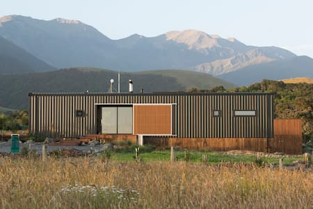 Natural NZ experience close to town - Kaikoura - Haus