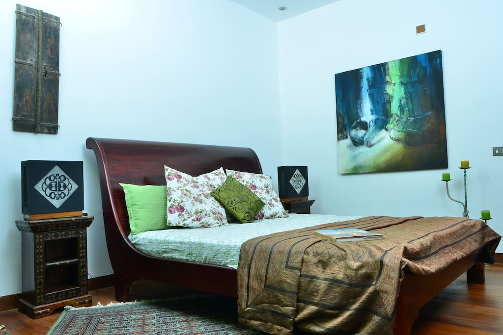 Luxury room in kerala chambres d 39 h tes louer for Chambre kochi