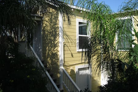 Tiny Guest house in Galveston - Apartamento