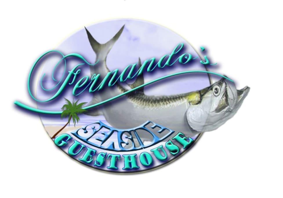 Fernando's Seaside Logo..