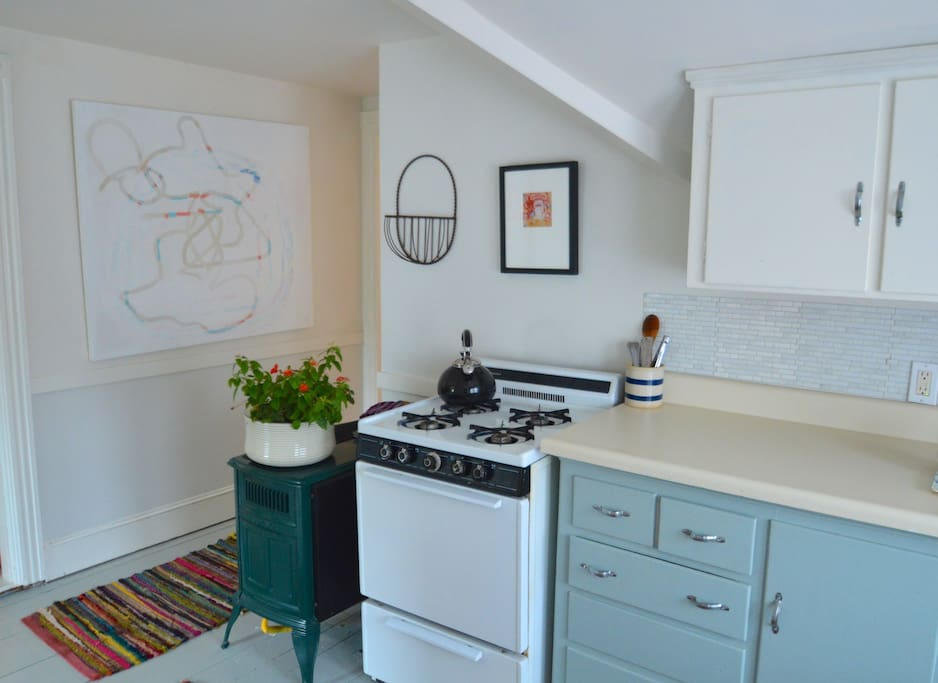 kitchen with all you need…
