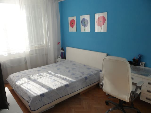 Cozy room in the centre of Prešov - Prešov - Flat