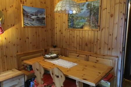 Grazioso Monolocale su pista da sci - Santa Caterina Valfurva - Lakás