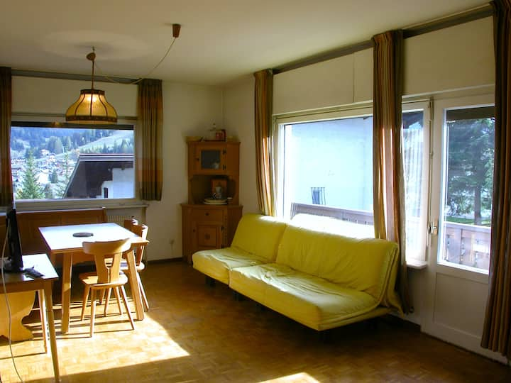 lovely-view chalet @ Pozza di Fassa