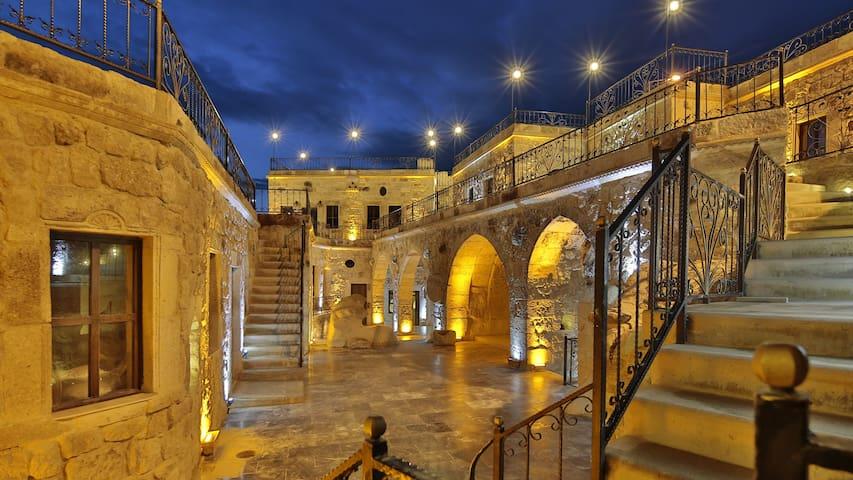 Golden Cave Suites Hotel - Ürgüp - Caverna