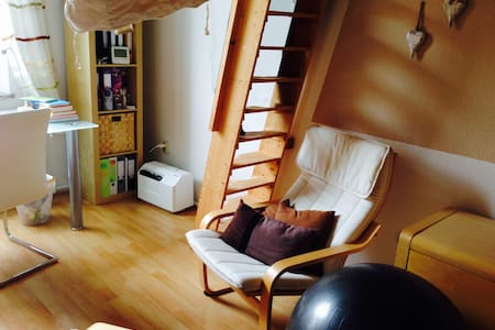 Two-floor room in the beautiful WG (City Center) - Bayreuth - Byt