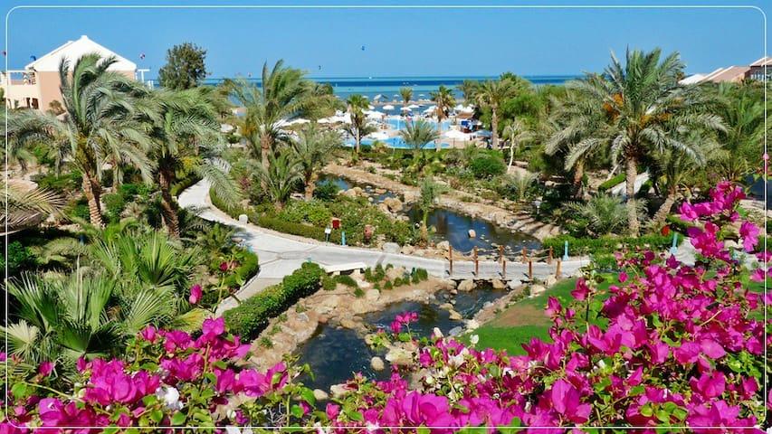 Luxuriöses Ferienapartment El Gouna - Hurghada - Flat
