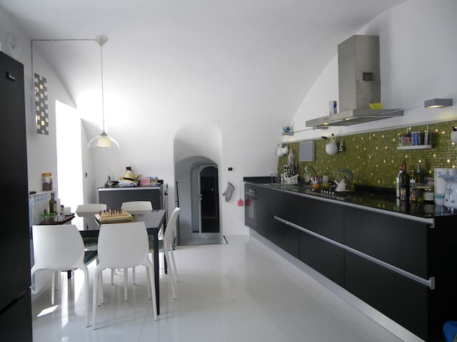 Newly built Airole Apartment - Airole - Appartement