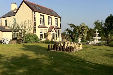 Graeanfryn Farm 5* - Single/Twin - Pwllheli - B&B/民宿/ペンション