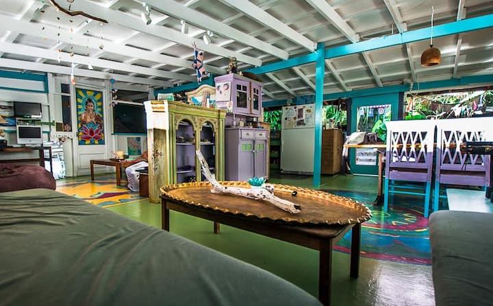 Bohemian Paradise Eco Retreat cottages