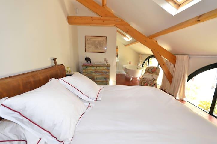l' Arbre Sec Loft _  INSEAD_ best loft - Fontainebleau - Loft