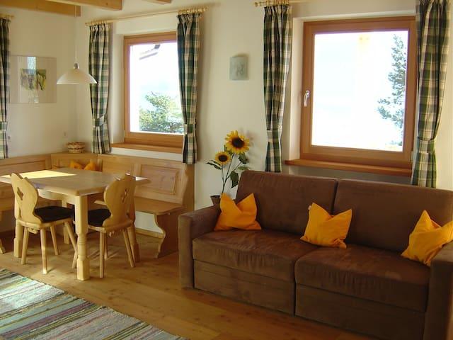 Wohnung,2 Schlafzimmer,Bad,Balkon - Kiens - Daire