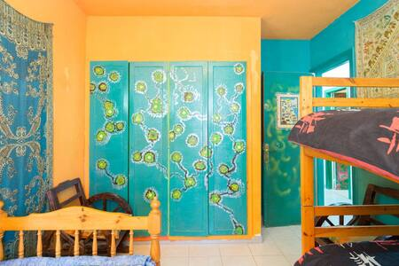 B&B Bedroom for 3 people. Americas - Playa de la Américas