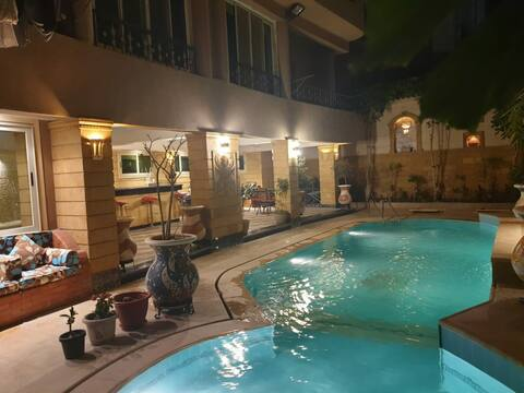 (B1) Cozy private studio | relaxing swimming pool