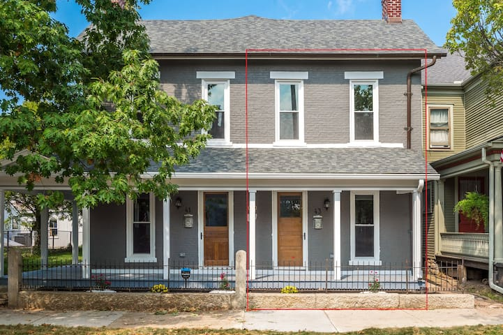 Historical Charm - Beautifully Updated Townhome