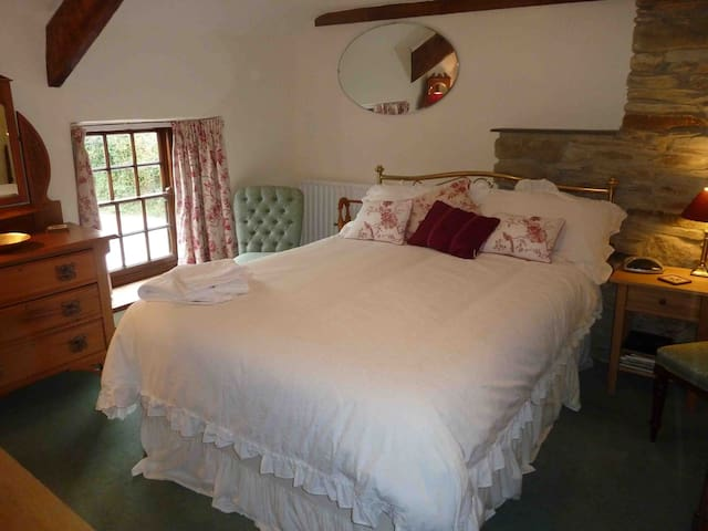 Stylish cottage & great hospitality - Cornwall - Bed & Breakfast