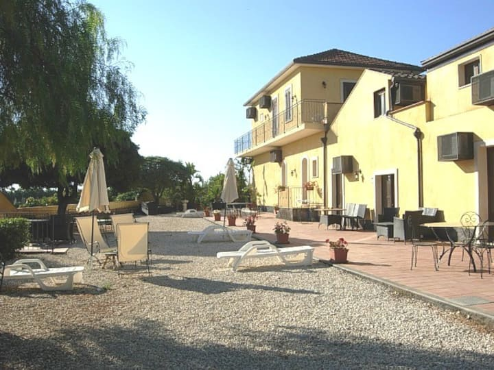 Residence Oasi del Fiumefreddo