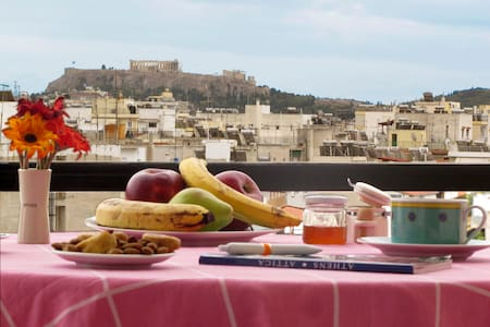 Unique Acropolis view apartment - Atenas
