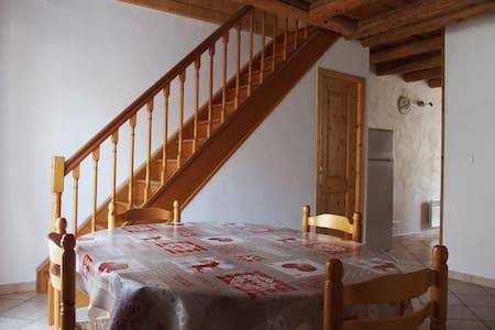 Appartement au calme à Termignon - Termignon - วิลล่า