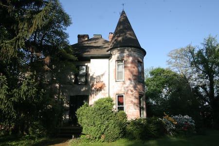 Historic Maison du Soleil Retreat 1 - Charles Town - House