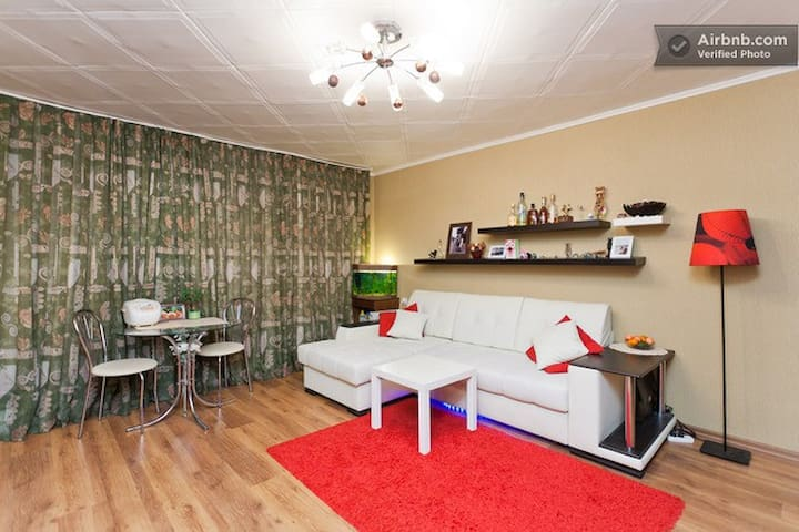 Cheap Room in Moscow Region ^_^