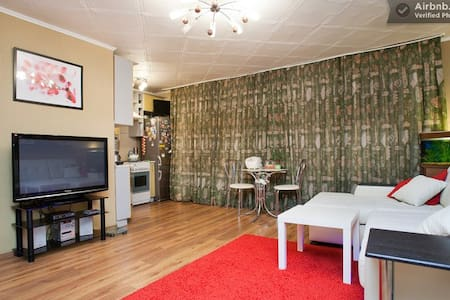 Cheap Room in Moscow Region ^_^ - Apartment