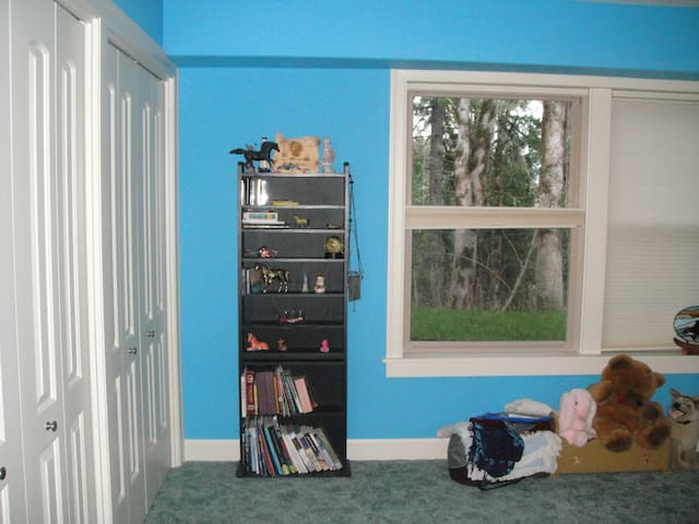 Private Bedroom and Bathroom - Philomath - Huis