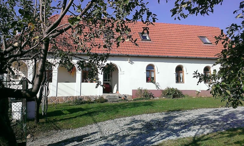 Traditional,spacious house+garden - Bükkzsérc - House