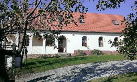 Traditional,spacious house+garden