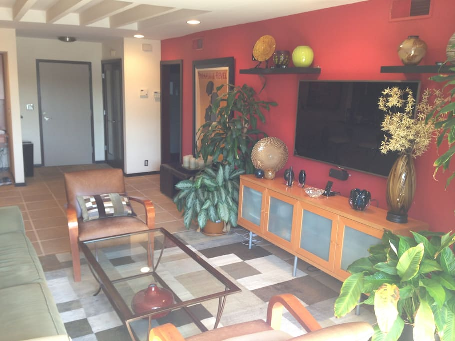 Rooftop Highend 1 Bedroom Condo Apartments For Rent In West Hollywood California United States