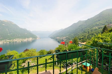 Ca' Bossa Holiday Home Lake of Como - Faggeto Lario - Leilighet