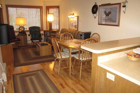 Vacation condo in Door County, WI  - Egg Harbor - Wohnung