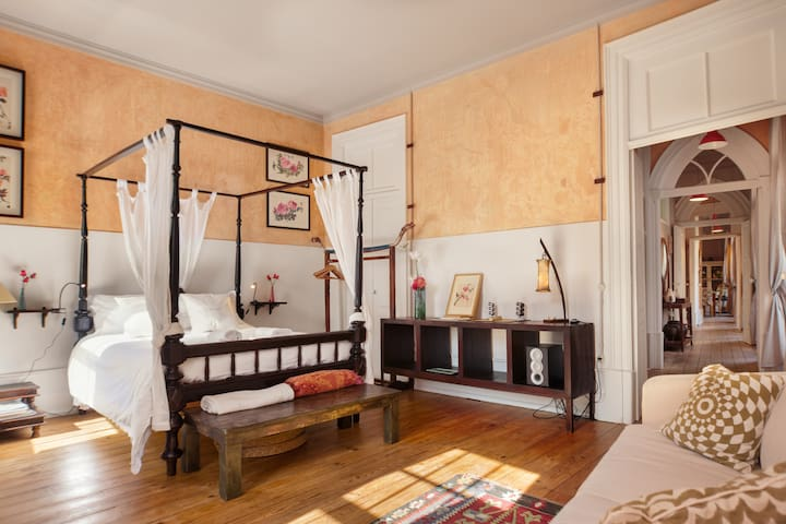 Fabulous Old World flat in Historic Center